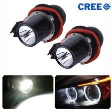 Für BMW E39 E53 E83 E66 E60 E61 Standlicht Ringe Angel Eyes LED Weiß 7000K - 10W