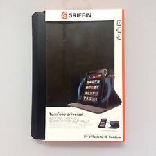 Griffin Turnfolio iPad mini 1 2&3 negro caso giratorio / funda