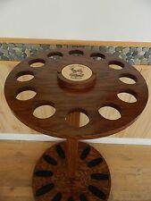 12 Gun Rotating Gun Rack Personalized Oak Wood American Made Beautiful!!