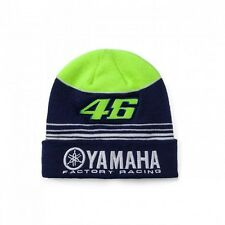 New Valentino Rossi Moto GP Yamaha dual  VR46 Factory Racing Beanie  from Japan