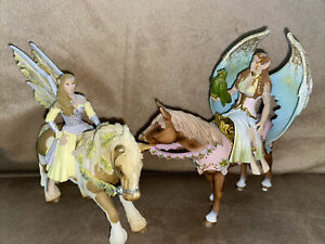 Schleich Bayala Fairy &  Horse Fantasy Figures