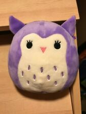 Squishmallow 5 Inch Purple Owl