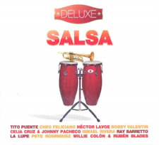 Collection Deluxe Series-Salsa (US IMPORT) CD NEW