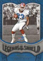 2016 Panini Football Legends of the Shield #13 Andre Reed Buffalo Bills