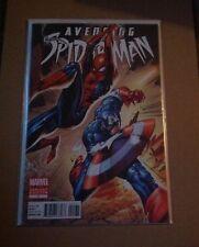 AVENGING SPIDER-MAN # 1 J SCOTT CAMPBELL VARIANT SEALED EDITION MARVEL COMICS