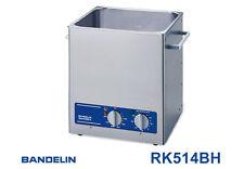 BANDELIN sonorex Super RK 514 SOUTIEN-GORGE AVEC CHAUFFAGE,Nettoyeur à ultrasons