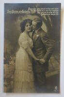Frauen, Männer, Mode, Zwei Seelen ein Gedanke,  1911 ♥ (42359)