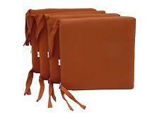Maffei Art.700 cuscini seduta sfoderabile dralon terra set 4pz 40x40x5 cm