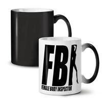 Offensive Joke Funny NEW Colour Changing Tea Coffee Mug 11 oz | Wellcoda