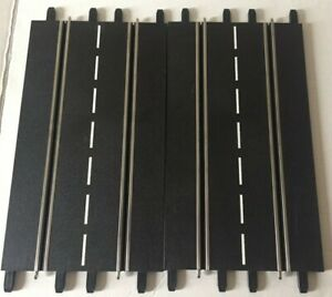 2 Carrera Straig Tracks 1/32-1/24 Scale 125590 Parted out Evolution
