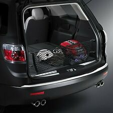 OEM GM Chevy Traverse 19158229 Black Cargo Area Net Trunk Envelope with Hooks