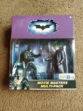 New The Dark Knight Movie Masters Batman vs The Joker Heath Ledger Toys R Us