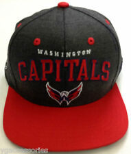 37978b5dc Washington Capitals Men NHL Fan Cap, Hats for sale | eBay