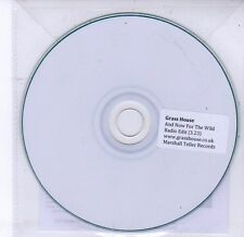 (DV244) Grass House, And Now For The Wild - 2013 DJ CD
