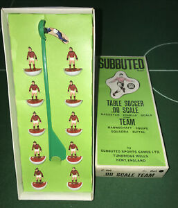 SUBBUTEO HW TEAM REF 70 BOHEMIANS COVENTRY CITY(A)  MINT ON REVERSE BASE