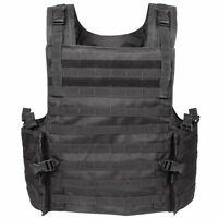 SECPRO Titan Tactical Vest Military Level IIIA  Bullet Proof Kevlar Army Small