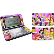 PRINCESS DISNEY Vinyl SKIN DECAL STICKERS For NINTENDO 3DS XL LL Console