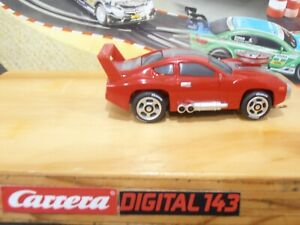 Carrera Digital 143 Muscle Car Red  LED Licht Einzelstück  #64140