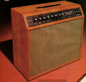 CARVIN X Series Amps Natural Finish Vintage 1981 FULL PAGE PRINT Ad