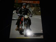 Jampot Journel of AJS & Matchless Owners Club Issue 709 August 2011
