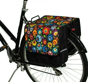 BikyBag Classic CL - Bicycle Double Pannier Bag Cycle Bike