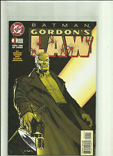 BATMAN: GORDON'S LAW • Issue 1 • DC Comics