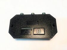 Satellite Manual A - B Switch