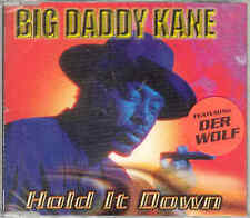 Big Daddy Kane - Hold It Down, CD-Maxi