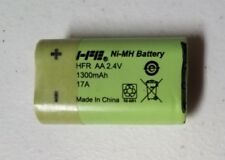 Ni-MH Rechargeable Battery Pack HFR AA 2.4V 1300mAh