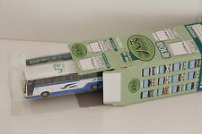 Tomix Bus Collection Green 1/150 N scale Japan Scale Plastic Model from Set #10