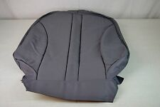 NEW Factory Mazda 929 Front Right Passenger Seat Cover Back Grey Gray Leather