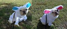 French Bulldog Boston Terrier Pug Dog Froodies Hoodies Easter Bunny Rabbit Coat
