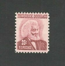 1290 Frederick Douglass Us Single Mint/nh Free Shipping