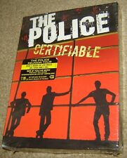 The Police - Certifiable (DVD, 2008, 2-Disc Set, Retailer Exclusive), NEW,SEALED