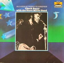 Chuck Berry with The Steve Miller Band: St. Louie To Frisco In Memphis (LP 1980)