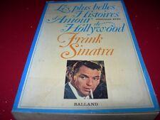 LES PLUS BELLES HISTOIRES D'AMOUR DE HOLLYWOOD  FRANK SINATRA  1981 J. BYRD