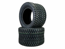 (2) Walker Mower Turf Tires 18x10.50-10 Low Profile Replaces 8075-1