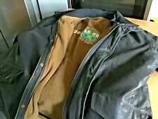 GANT 'The Leather Double Decker' Gents 2-in-1  Autumn/Winter Jacket  USED.
