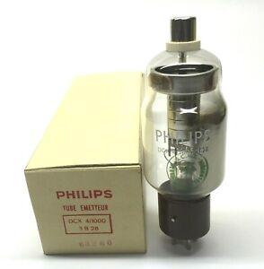 (2pcs.)  3B28  DCX 4/1000  NOS  Philips  Valve Tubes