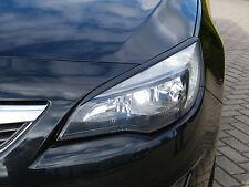 Scheinwerferblendensatz Scheinwerferblenden aus ABS für Opel Astra J