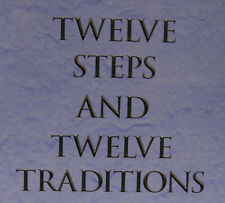 ALCOHOLICS ANONYMOUS - 12 STEPS & TRADITIONS - AUDIO BOOK