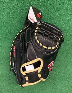 """2021 Wilson A2000 M1D 33.5"""" Baseball Catchers Mitt - WBW100114335"""