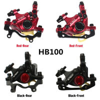 ZOOM Bike Disc Brake MTB Road Bicycle Hydraulic Front Rear Calipers Cycling Part