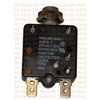CONTROL CIRCUIT, ,GS1530 GS1532 Genie 40833GT,FUSE VERY FAST ACTING 275 AMP