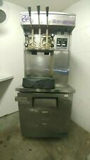 Stoelting Soft Serve Ice Cream Machine F131 & True Refrigerator