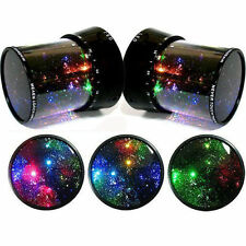 Fairy Dreamlike Colorful LED Sky Star Master Light Constellation Projector Lamp