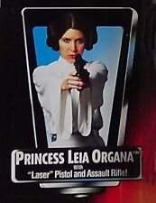 Princess Leia Organa With Laser Pistol POTF 2 Star Wars