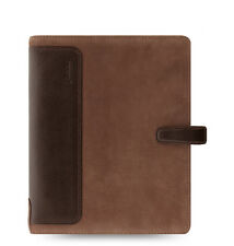 Filofax Holborn Nubuck Organizer/Planner A5 Brown Leather - 026041