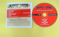 CD KINGS OF LEON Youth And Young Manhood 2003 Usa CARTONCINO PROMO no lp  (CS64)
