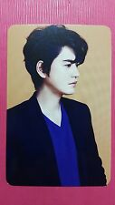SUPER JUNIOR M KYUHYUN Official Photocard SWING 3rd Album Photo Card 규현